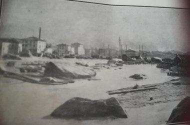 1923 Diga del Gleno - Vilminore di Scalve