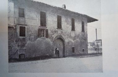 1926. La casa di Ercole Tasso a Celadina - Daste Gorle