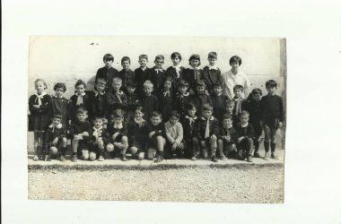 1966 seconda elementare Sorisole