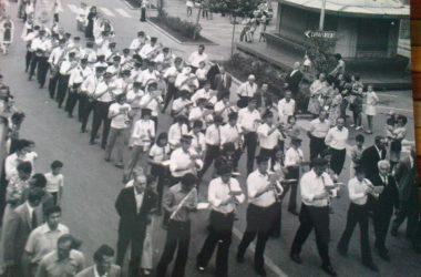 1974 gruppo bandistico Osio Sotto