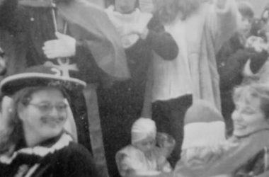 2001 Vertova sfilata di Carnevale