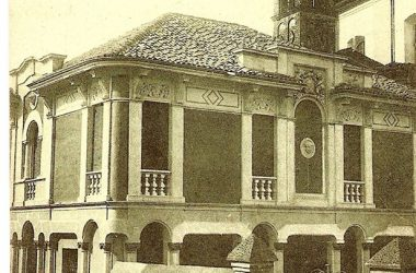 Cartolina 1915:1920 Brignano Gera d'Adda