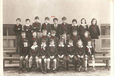 Classe elementare di Brignano Gera d'Adda