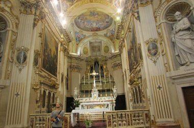 Interno Chiesa Brignano Gera d'Adda