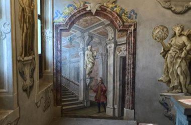 Interno Palazzo Visconti Brignano Gera d'Adda