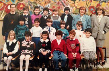1 elementare 1992:1993 Torre Boldone