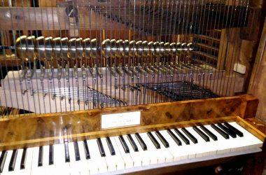 1853 Organo Serassi Borgo di Terzo