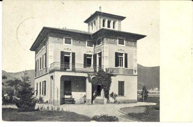 1915 VILLA DI SERIO Casa COTTINELLI