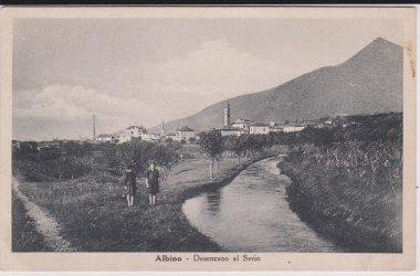 ALBINO - DESENZANO AL SERIO anno 1946