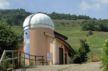 AVIATICO - GANDA osservatorio astronomico