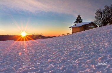Alba al Monte Poieto - Selvino:Aviatico