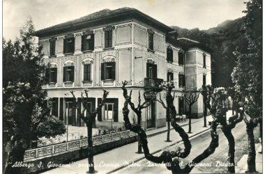 Albergo san Giovanni nel 1952 San Giovanni Bianco
