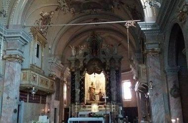 Altare Chiesa Ghisalba