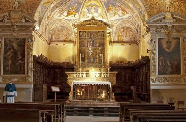 Altare Santuario della Madonna d'Erbia – Casnigo