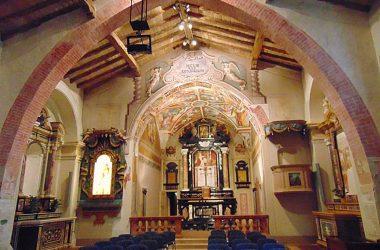 Altare Villa di Serio Bergamo santuario di santa Maria dei Campi