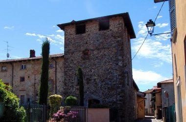 Ambivere Bergamo Torre degli Alborghetti