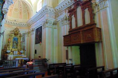 Ambivere Bergamo. il Santuario della Madonna del Castello