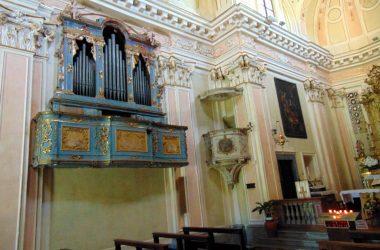Ambivere Organo Santuario Madonna del Castello