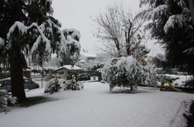 Azzano San Paolo Inverno