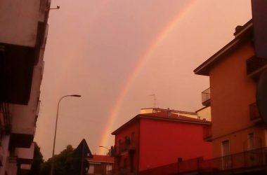 Azzano San Paolo arcobaleno