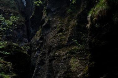 Azzone Il canyon della Via Mala