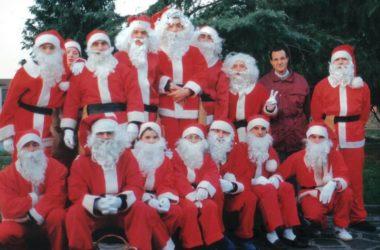 Babbo Natale di Cologno al Serio