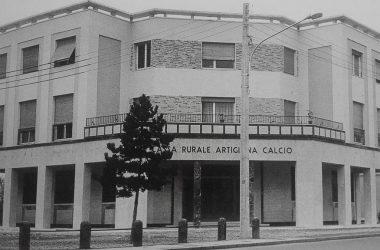 Banca rurale di calcio anni 60