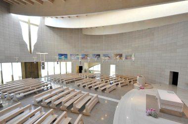 Banchi Chiesa di Sant′Alessandro - Grassobbio