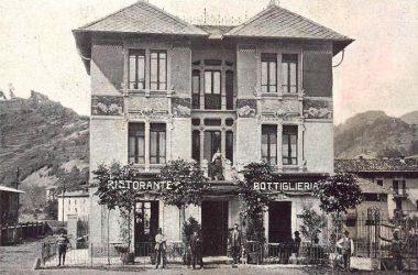 Bar della stazione San Giovanni Bianco