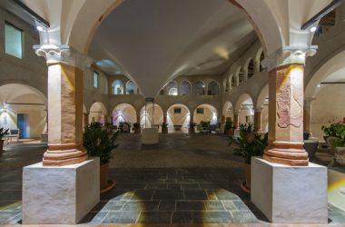 Bariano Il convento dei neveri