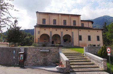Bedulita BG La chiesa parrocchiale di San Michele