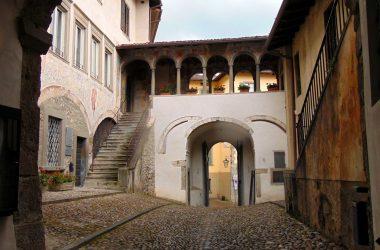 Borgo antico Clusone