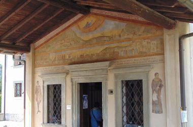 CHIESA dei MORTI NUOVI 1795-1801 - FIORINE di CLUSONE