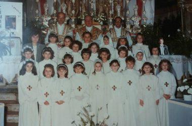 COmunione Classe 1978 Cologno al Serio