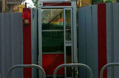 Cabina telefonica di Cologno al Serio