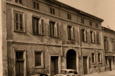 Calcio Bergamo immagini vecchie