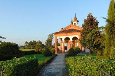 Calvenzano Bergamo Oratorio della Beata Vergine Assunta