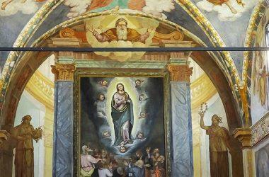Calvenzano Madonna Bergamo