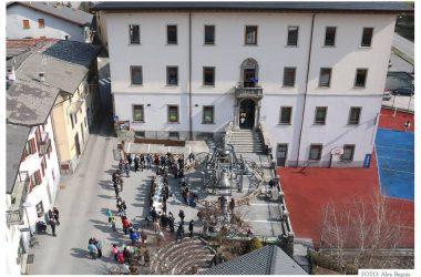 Campane in Piazza di Valnegra