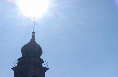 Campanile Santissima Trinità Casnigo