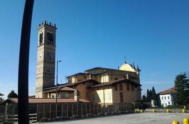 Campanile e Chiesa Bagnatica