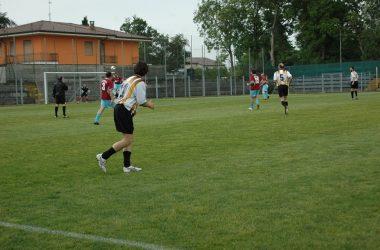Campo sportivo di Calcio Bg