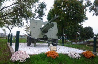 Cannone storico di Bagnatica