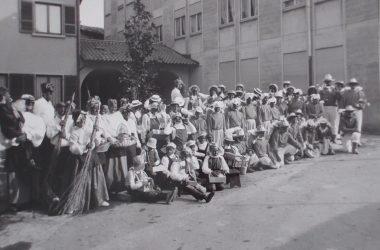 Carnevale 1985 Cologno al Serio