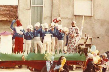 Carnevale di Cologno al Serio anno 1985