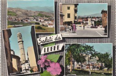 Cartolina Leffe