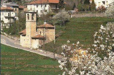 Cartolina da Barlino Almenno San Bartolomeo