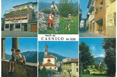 Cartolina da Casnigo