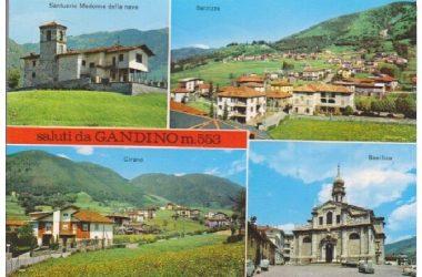 Cartoline Gandino