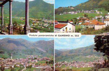 Cartoline da Gandino